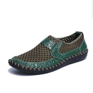 Men's Louechy Casual Walking Mesh Loafers